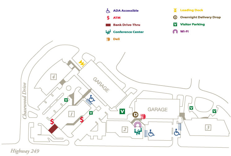 Our Site Plan Shows why Chasewood Technology Park is a Perfect Space for your Business